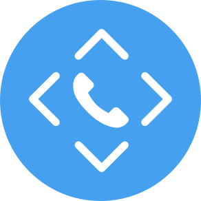 caller id based routing on partial or full number matches
